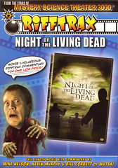 Rifftrax-Night-of-the-Living-Dead (Count_Strad) Tags: movie dvd bluray rifftrax badmovie filmcrew horror action comedy drama blockbustervideo rules