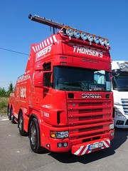 Scania R144 (skumroffe) Tags: scaniar144 scania r144 uppsalabärgningtjänst falck thorsen´s bärgningsbil towtruck wrecker tow bärgning truck lorry lkw camion stockholmtruckmeet stockholmtruckmeet2018 gillinge gillingebanan vallentuna stockholm sweden truckmeet lastbilsträff