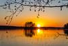 May evening (Arttu Uusitalo) Tags: evening sunset lake lakescape lakeshore island finland pirkanmaa kihniö landscape sunny clear sky spring canon eos 5d mkiv tamron 2470