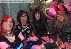April 2018 - Birmingham weekend (Girly Emily) Tags: crossdresser cd tv tvchix tranny trans transvestite transsexual tgirl tgirls convincing feminine girly cute pretty sexy transgender boytogirl mtf maletofemale xdresser gurl glasses dress brimingham belles birminghambelles equatorbar equator hurststreet