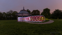 Light Painting in Cassiobury Park (alalchan) Tags: lightpainting workshop watford cassiobury park cassioburypark herts longexposure
