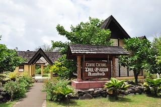 Paul Gauguin's house, Hiva Oa