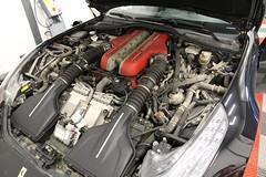 Ferrari_FF_moteur_Dubaï_01 (Detailing Studio) Tags: detailing studio lyon ferreri ff lavage moteur détails pinceau nettoyage traitement protection swissvax