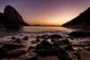 Alvorada na Praia Vermelha - Rio de Janeiro (mariohowat) Tags: praiasdoriodejaneiro praiavermelha alvorada amanhecer sunrise nascerdosol natureza riodejaneiro brasil brazil canon