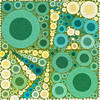 Bubblicious XVIII (Ross Studio) Tags: blue green yellow circles bubbles background abstract design backdrop artistic wallpaper decoration texture pattern art decorative color illustration colorful contemporary paint grunge wave swirl messy grungy graphic anthonyross publicdomain abstractart abstractdesign backgrounds backdrops bright digitalillustration energy ethereal geometric sphere vibrant vivid wild