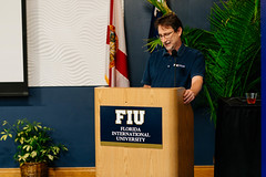 CyberFellows Induction Ceremony-39 (fiu) Tags: miami cyber cyberfellow it defense computer science induction fiu america