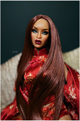 Tira- OOAK Adele Makeda (AlexNg & QuanaP) Tags: makeover by quanap available etsy wwwetsycomshopaquatalis