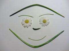 Flower Face (Hannelore_B) Tags: blume flower gesicht face blumengesicht flowerface