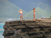 Photo Shoot at China Walls - Portlock - Oahu (bhotchkies) Tags: hawaii portlock chinawalls photoshoot models