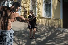Pumped Up (Max Sturgeon) Tags: odessa odesa ukraine travel travelphotography street streetphotography