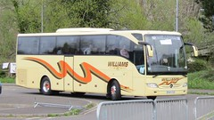 Williams BU13ZUD (sidney01) Tags: coach railreplacement