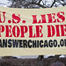 Anti-War Rally Chicago Illinois 4-21-18  0938