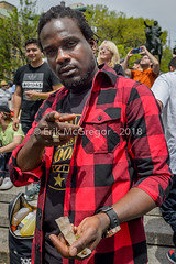 EM-180505-CannabisParadeNYC-057 (Minister Erik McGregor) Tags: 2018 actup activism art cannabis cannabisparade cynthiaeffect cynthianixon donovanrichards erikmcgregor gmm globalmarijuanamarch jumaanewilliams nyc nyccannabisparade newyork peacefulprotest photography resistprohibition riseandresist schedule1 warondrugs demonstration deschedule ganja legalize march marijuana photojournalism rally realize streetphotography 9172258963 erikrivashotmailcom ©erikmcgregor usa