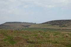 A distant view of Milstone Edge (Bods) Tags: hathersage derbyshire peakdistrict millstoneedge peakdistrictnationalpark highpeakwaystage4 walk derbyshiredales highpeakway hathersagetogrindlefordwalk