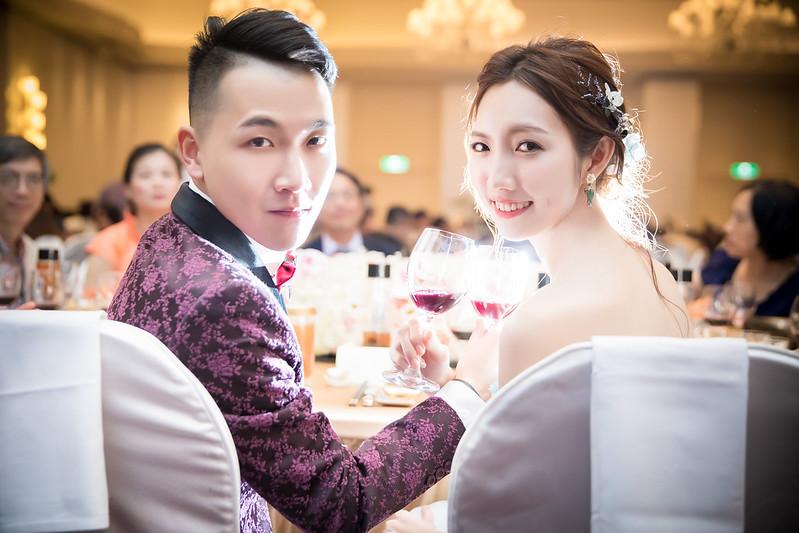 婚禮攝影 [ 拓白❤ 慶瑜] 訂結之囍@台中林酒店
