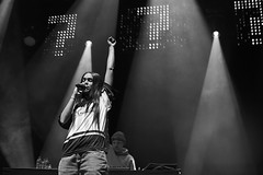 Princess Nokia  @ Le Guess Who 17 (bm^) Tags: utrecht nederland princessnokia princess nokia concert gig show band group optreden le guess who 2017 lastfm:event=4290359 leguesswho leguesswho2017 netherlands live zf2 planart1450 carl nikond700 tivoli vredenburg woman vrouw meisje girl sexy hip hop hiphop