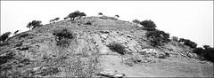 am busen der natur (fluffisch) Tags: fluffisch crete kreta matala greece hasselblad xpan panorama 45mmf40 rangefinder messsucher analog film adox silvermax
