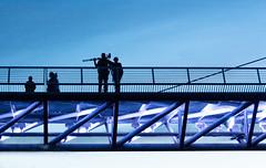 The Couple that Shoots Together (kgtriolo) Tags: sundialbridge bridge