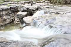 Long Creek Falls (AS_Roma_4) Tags: hercules glades mark twain national forest waterfall nature water blue white grey creek rocks