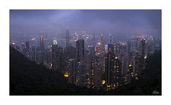 Victoria Peak (JRTurnerPhotography) Tags: fujifilm fujix fujixt2 fujinonxf23mmf2 fujifilmx jaketurner jrturnerphotography picture print image photo photography photograph photographer mirrorless mirrorlesscamera april spring 2018 primelens 23mmf2 hongkong china fareast asia architecture building holiday vacation travel travelling travelphotography cityscape hongkongspecialadministrativeregionofthepeoplesrepublic hongkongsar pearlriverdelta hongkonger hongkongese hk tourist tourism longexposure dusk skyscrapers victoriapeak thepeak peak moutain hongkongisland mountaustin central centraldistrict victoriaharbour viewpoint view hongkongspecialadministrativeregionofthepeoplesrepublicofchina