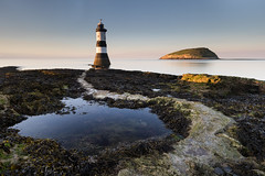 Penmon, Isle of Anglesey (Peter Starling) Tags: anglesey peterstarling black point magic cloth long exposure blur sea coast ynys mon seascape blue hour sunset dusk sun rocks rockpool path seiriol nd1000 nd neutral density card penmon isle 7dii 7dmk2 7dmkii sigma 1020