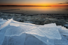 Cooler (Andrei Reinol) Tags: cold ice winter snow sea seascape baltic estonianlandscape estonia scandinavia nordic horizontal landscape sunset colors warm travel outdoors adventure leefilter sony sonyalpha7r evening beach shore