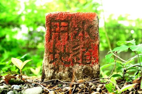 stone mark