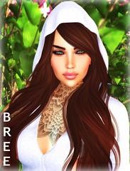 BREE- MV 1 (bentouttashape) Tags: bentohead bentouttashape laq laqbentohead avatar secondlife sl shape bree pepper by 7deadlys{k}ins