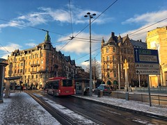 Östermalm (brimidooley) Tags: östermalm sweden zweden sverige stockholm estocolmo suecia szwecja suède europe europa scandinavia city citybreak travel winter hiver 瑞典 invierno inverno ستوكهولم scandinaviaストックホルム