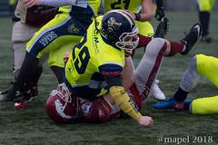 vip_hogs_-182 (Manuela Pellegrini) Tags: hogs football fidaf footballamericano vipers addol americanfootball 2div