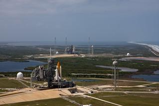 Atlantis and Endeavour