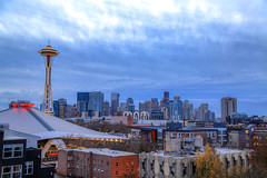 IMG_3949_Seattle (Alex Hsieh (椰子人)) Tags: ç´è² 2016 seattle washingtonstate wa roadtrip usa spaceneedle travel thanksgiving skyline city canon canon6d 6d
