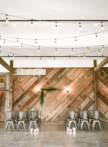 "Ceremony Set-Up with Rectangular Gold Arbor and Bistro Lights & Chairs • <a style=""font-size:0.8em;"" href=""http://www.flickr.com/photos/81396050@N06/41379451805/"" target=""_blank"">View on Flickr</a>"