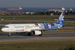 TC-JRG IST 20.04.2018 (Benjamin Schudel) Tags: istanbul ataturk international airport turkey ist discover potential airbus a321 tcjrg turkish airlines