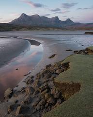 May Sunrise, Kyle of Tongue (Douglas Griffin) Tags: scotland sutherland kyleoftongue benloyal nikond810
