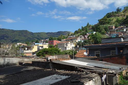 Voici une petite partie de la favela, quelles sont vos impressions ?