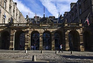 High Street, Edimburgo