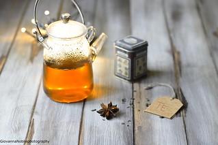 Preparazione del té