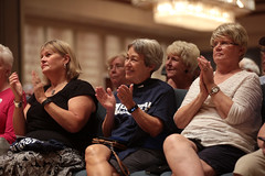 Hiral Tipirneni supporters (Gage Skidmore) Tags: hiral tipirneni gabrielle giffords gabby congresswoman mark kelly campaign rally congress sun city grand arizona