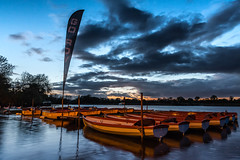 Windsor   |   Thames Twilight (JB_1984) Tags: clouds river thames riverthames boat mooring water reflection dusk evening twilight bluehour windsor royalboroughofwindsorandmaidenhead berkshire england uk unitedkingdom nikon d500 nikond500