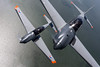ACE (hepic.se) Tags: air combat europe blackshape prime aircraft airtoair airplane aviation altitude aviator airborne action airforce flying formation sea sun water wings wing trainer topside reflection nose pilot plane propeller pair clouds colours colourful closeup canopy