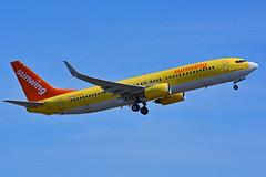 C-FTUA (Sunwing Airlines) (Steelhead 2010) Tags: sunwingairlines tuifly boeing b737 b737800 yyz creg cftua