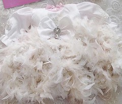 A confection of ostrich feathers. Get the look at slay bambinis (slaylebrity) Tags: slaynetwork slaymybambini slaybambinis slaylebrity childrensfashion kidscouture hautecouture luxury childrensdesignerwear princessdress luxurylife luxuryfashion handmade childrensblog fashion cute flowergirlsdress girls mothers fashionforgirls fashioninspo bridal weddingfashion kidsclothing littlebride flowergirl dubaifashion richkids inspiration childcouture motherhood parenting vogue