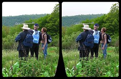 Stereophotographers in 3-D / CrossEye / Stereoscopy / Chdk/SDM (Stereotron) Tags: stereophotographer fotografieren green field feld nature outdoor europe germany deutschland crosseye crossview xview pair freeview sidebyside sbs kreuzblick 3d 3dphoto 3dstereo 3rddimension spatial stereo stereo3d stereophoto stereophotography stereoscopic stereoscopy stereotron threedimensional stereoview stereophotomaker stereophotograph 3dpicture 3dimage canon ixus960 sdm stereodatamaker tonemapping