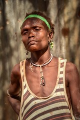 Dassanech Tribe (Rod Waddington) Tags: africa african afrique afrika äthiopien ethiopia ethiopian ethnic etiopia ethnicity ethiopie etiopian omovalley omo outdoor omoriver omorate dassanech tribe traditional tribal warrior culture cultural man