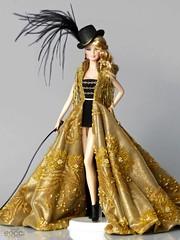 Lady Lion Luxury (Donation Ooak) (davidbocci.es/refugiorosa) Tags: lady lion luxury donation barbie mattel fashion doll muñeca refugio rosa david bocci ooak portuguese convention