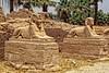 Luxor Temple (amhjp) Tags: egyptluxor2 luxor luxortemple egypt egyptian egyptians statues statue unsesco unescoworldheritagesite unesco archeological archeology archeologicalsites travel worldheritage worldheritagesite middleeast amhjpphotography amhjp hyroglithics photography photographyamhjpnikonliving nikon hdr worldwide world temple sphinx