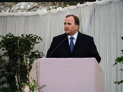Stefan Löfven, 7 April, Statsminister (Earth7Traveller) Tags: stefan löfven statsminister prime minister stockholm sweden 7 april minnesdagen