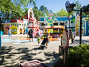 Time to cool off with a spray area (brooklandsspeedway) Tags: woodywoodpecker kidzone curiousgeorge universal orlando florida