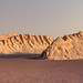 Light-Toned Mounds in Ganges Chasma on Mars
